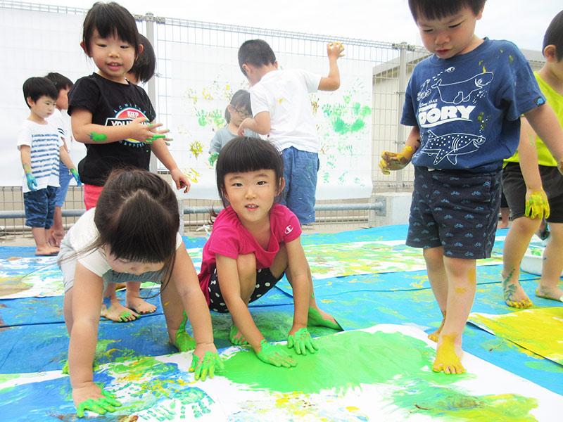 とことんあそべる環境が、子どもの判断力を育てる
